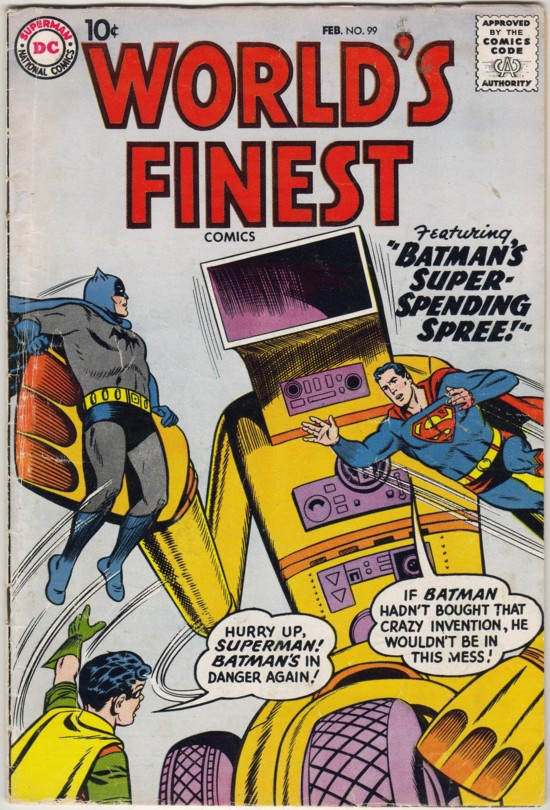 Fresh Eyes on Old Books #6 by Dan! | All About Books and Comics