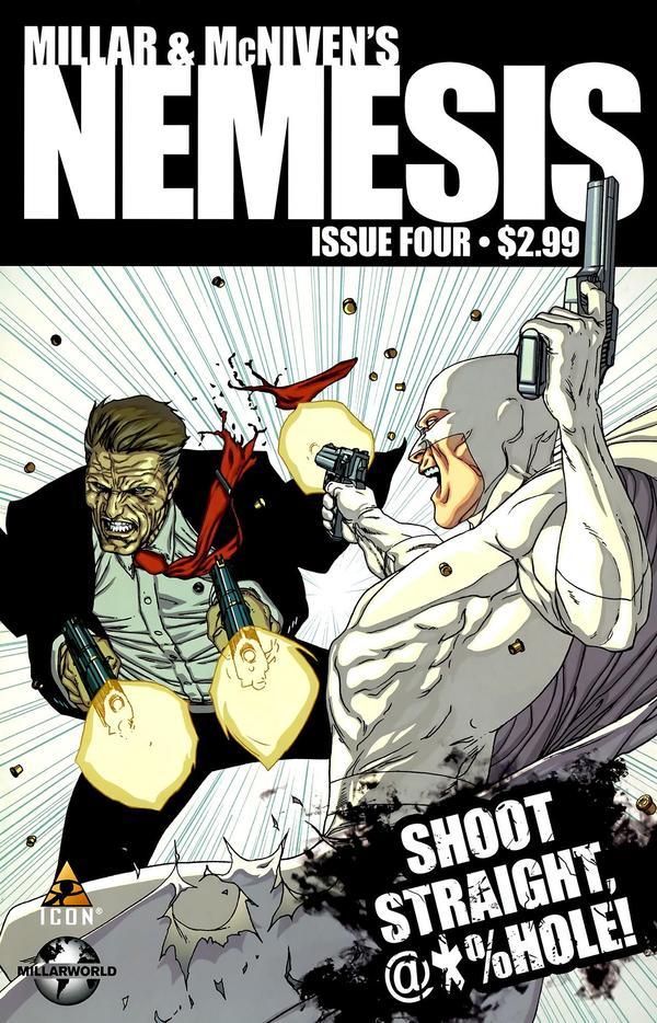 Nemesis (Character) - Comic Vine