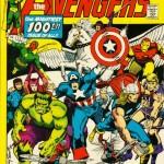 COMIC avengers100