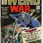 Wierd War Tales #1
