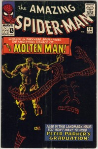 Amazing Spider-Man #28 VG-
