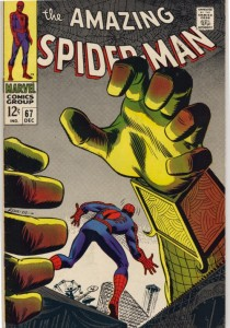 Amazing Spider-Man #67ME
