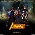 Avengers movie poster