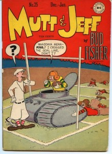 Mutt &amp; Jeff #25