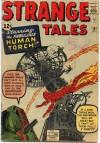Strange Tales #101 G+