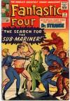 Fantastic Four #27 VG+:F-