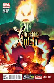 Uncanny XMen #6