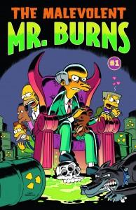 Malevolent Mr. Burns