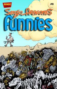 Sergio Aragones Funnies #8