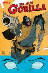 Six-Gun Gorilla 1