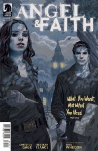 Angel and Faith #25