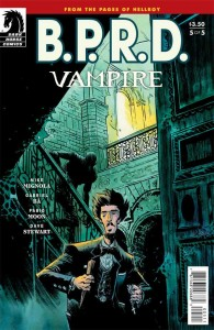 B.P.R.D. Vampire #5