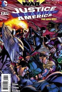 Justice League of America #7