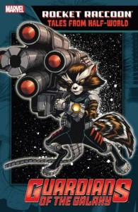 Rocket Raccoon reprint #1