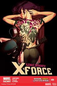 Uncanny X-Force #9