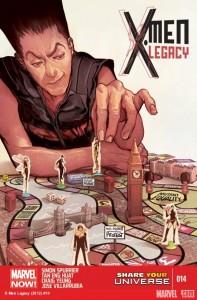 X-Men Legacy #14