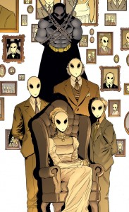 Court of Owls #1