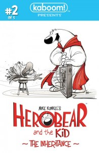 Herobear and the Kid #2
