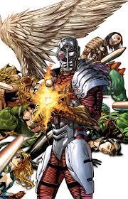 Justice League 7.12