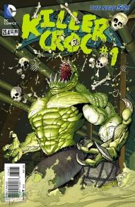 Killer Croc #1