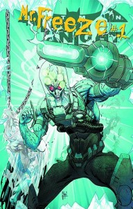 Mr. Freeze #1