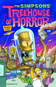 Treehouse of Horror #19