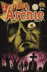 Afterlife With Archie #1jpg