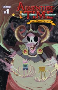 Adventure Time Spooktacular