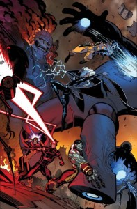 xmen battle of the atom 2