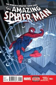 Amazing Spider-Man #700.1