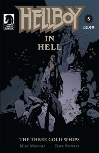 Hellboy In Hell #5