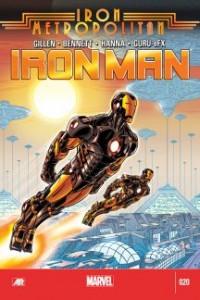 Iron Man #20