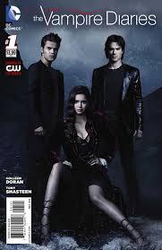 Vampire Diaries #1