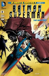 Batman:Superman #8
