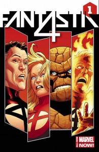 Fantastic Four 2014 #1