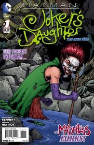 Joker's Daughter #1