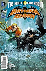 Batman & Aquaman 29