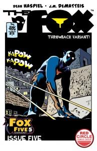 The Fox #5