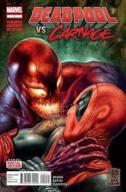 Deadpool vs Carnage 1