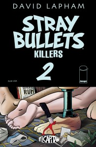 Stray Bullets Killers #2