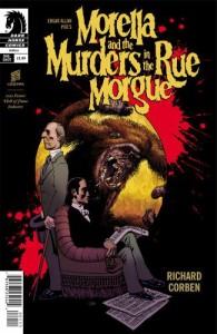 Murders in the Rue Morgue #1