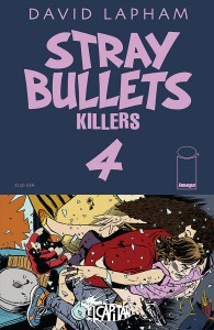 Stray Bullets Killers #4