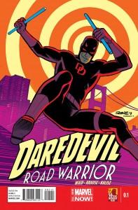 Daredevil Road Warrior #1