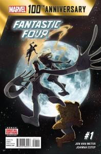 Fantastic Four 100th Anniversary