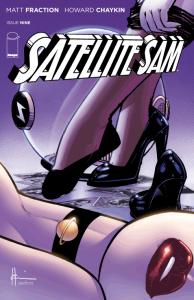 Satellite Sam #9
