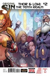 Thor Loki Tenth Realm #2