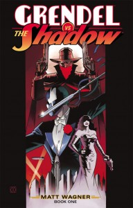 Grendel vs The Shadow #1
