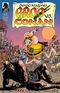 Groo v Conan #3