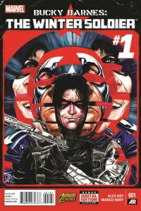 BB Winter Soldier #1