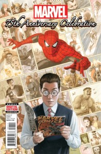Marvel 75th Anniversary Celebration #1